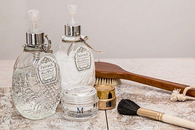 skincare oils