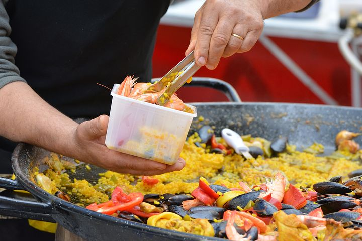 paella catering Sydney service