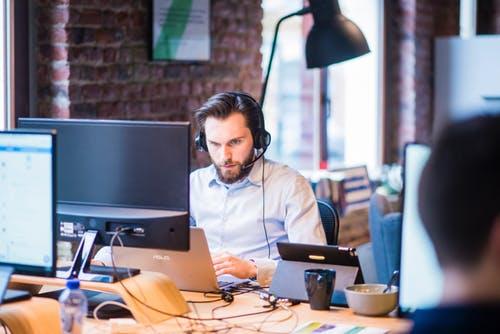 Web design & development specialist working